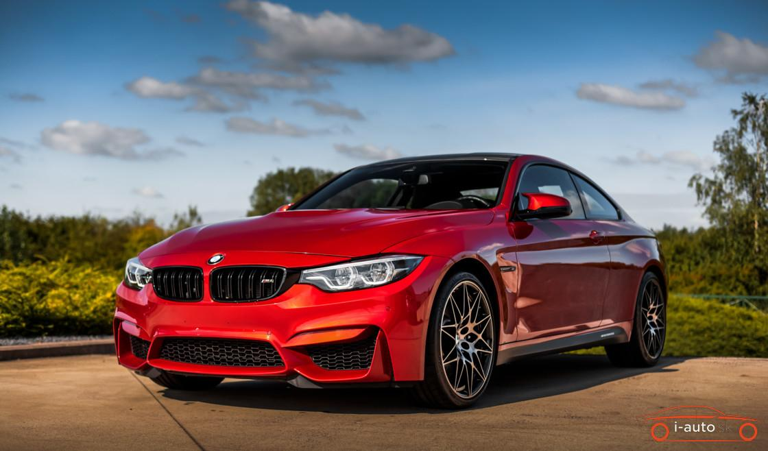 BMW M4 Competition 0