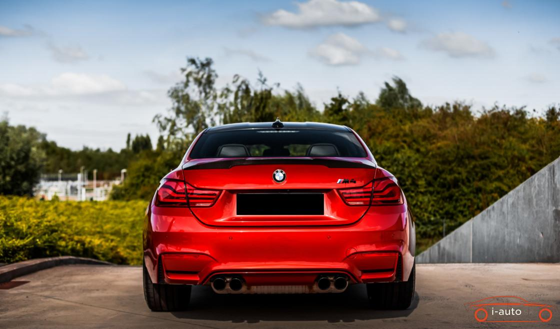 BMW M4 Competition 10