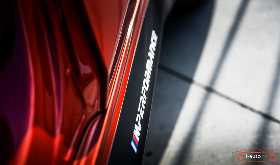 BMW M4 Competition 25