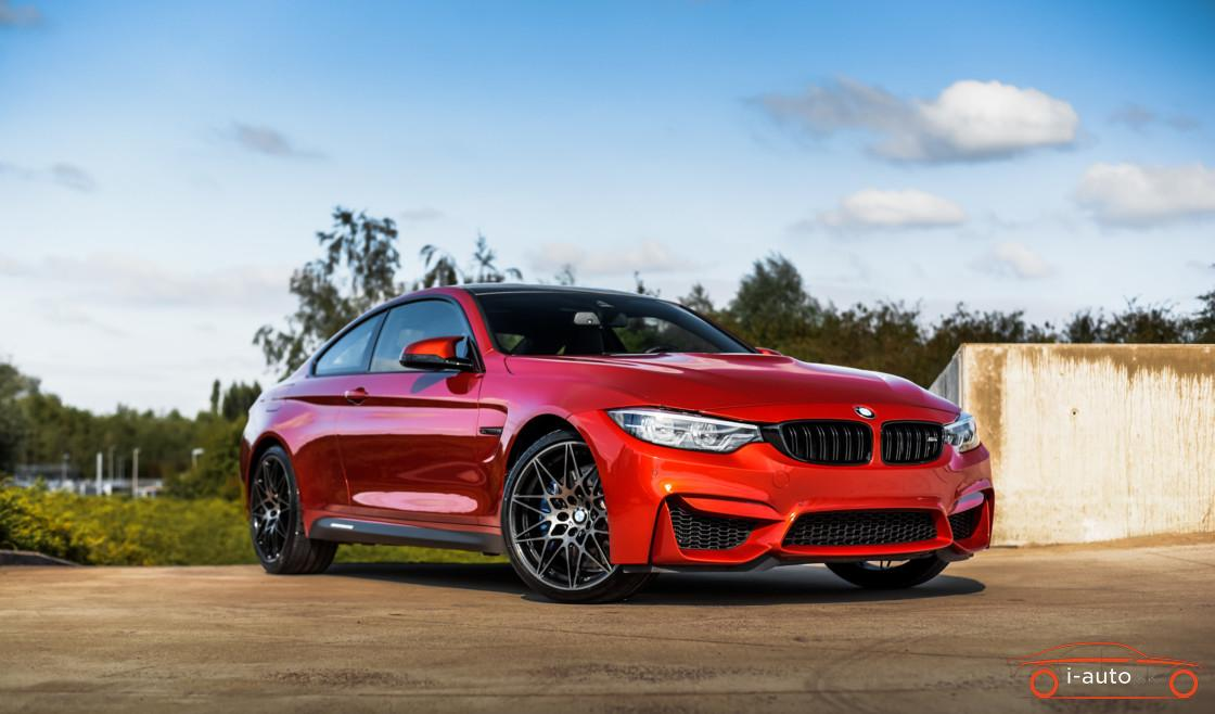 BMW M4 Competition 7