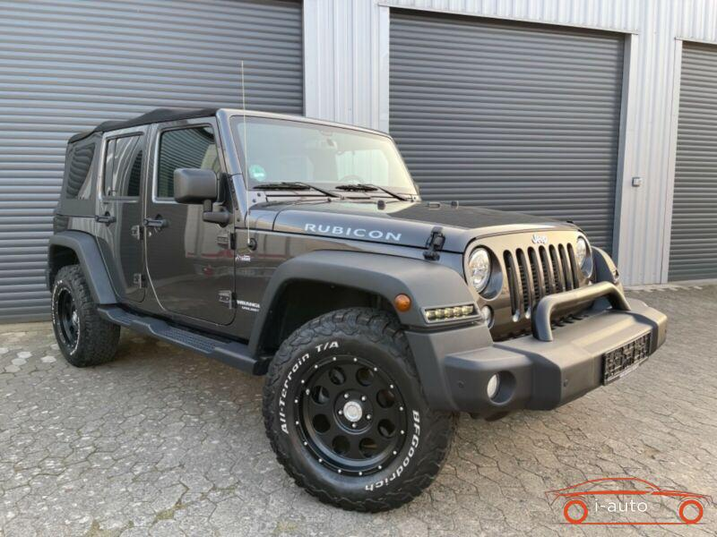 Unlimited Rubicon 2.8 CRD