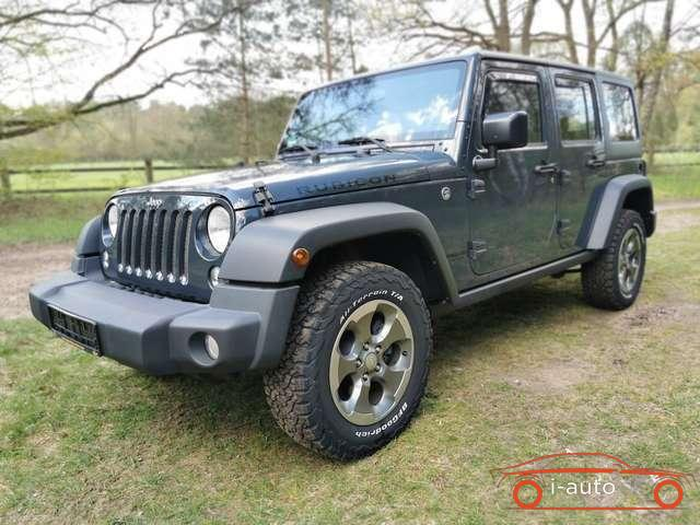 Unlimited 2.8 CRD Rubicon